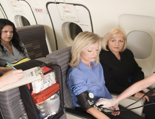 Medical emergency aloft – what you need to know!